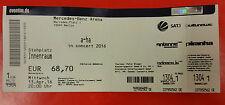 A-HA - Ticket 13.04.2016 - BERLIN GERMANY - MORTEN HARKET