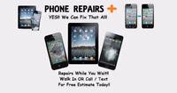 CELL PHONE REPAIR ON SITE APPLE, SAMSUNG, SONY, LG,  BLACKBERRY Mississauga / Peel Region Toronto (GTA) Preview