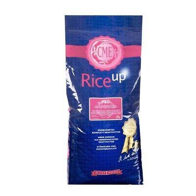 2,33€//1 CME Rice Up Pro 15kg stärkearmes Reisfutter Pferdefutter hochverdaulich