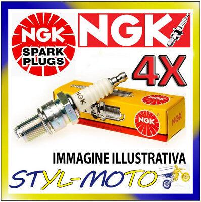 MOTORE auto accensione SPARK PLUG RICAMBIO PARTE DI RICAMBIO-NGK 6263