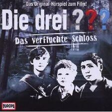 """DIE DREI ??? """"DAS VERFLUCHTE SCHLOSS"""" CD HÖRBUCH NEUWARE"""