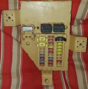 02 dodge dakota fuse box    02    03    dodge    durango    fuse       box    56049035ab ebay     02    03    dodge    durango    fuse       box    56049035ab ebay