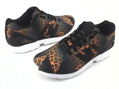 ADIDAS Sneakers Torsion Leopard ZX Flux S75496 Mens US 10.5 EU 44 2/3 $130 New | eBay