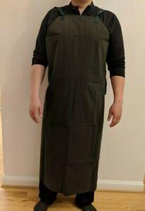 1 Size Fits All Waterproof Chemical Proof Apron Stylist Technician Spa Salon W