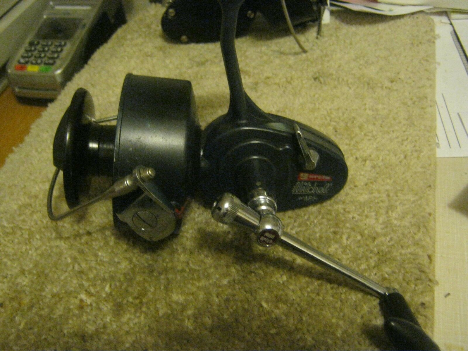Garcia Mitchell 486 saltwater reel - good shape, reconditioned