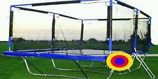 GC-7 1 8 5 TX Rectangle Trampoline 10x17 ft plus Safety Net Enclosure