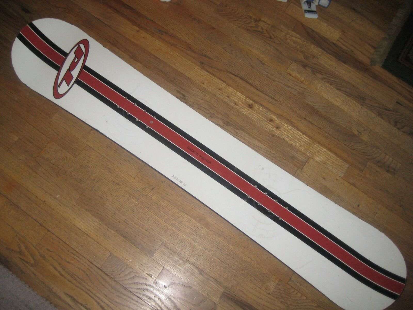 RARE VINTAGE  PL SNOWBOARD SNOW BOARD  153 cm MADE IN AUSTRIA  up to 65% off
