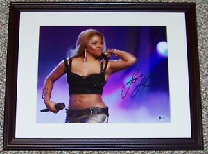 Lil-Kim-Signed-Autographed-11x14-Photo-BAS-Beckett-COA-PSA-JSA-GUARANTEE