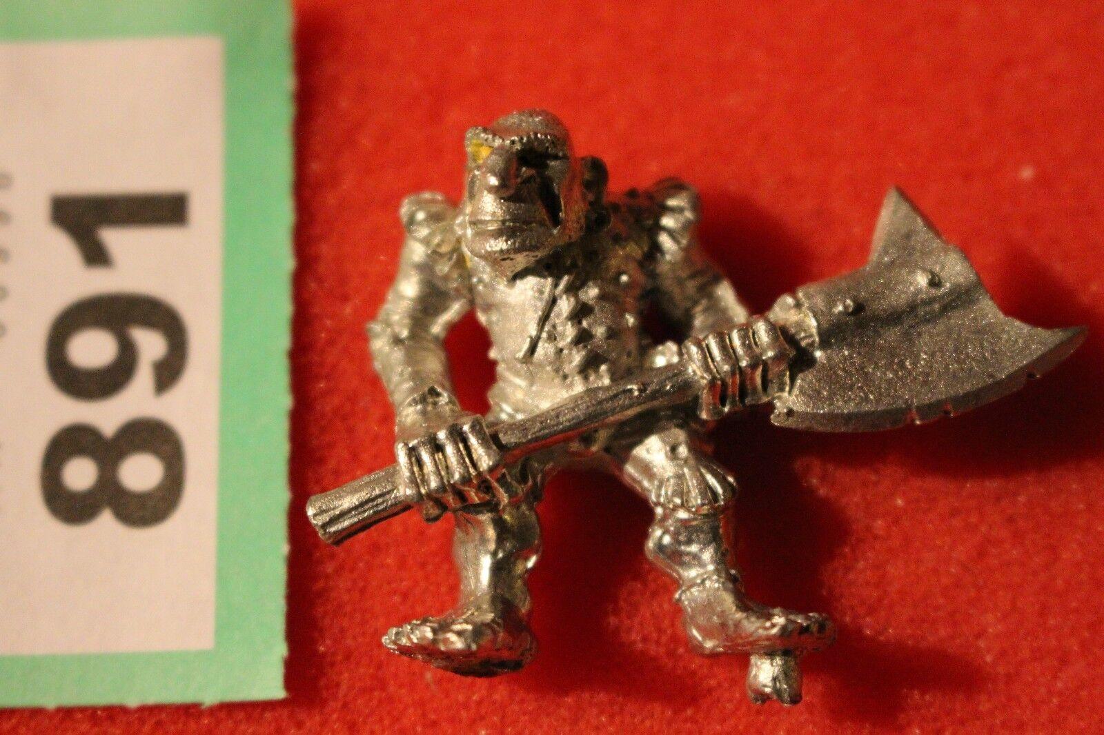 Citadel Warhammer MM41 6 B Ogre Marauder Games Workshop Ogres Metal OOP Fantasy
