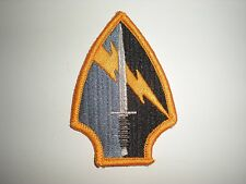 US ARMY 560TH BATTLEFIELD SURVEILLANCE BRIGADE PATCH - FULL COLOR
