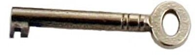 "M-1806K BRIGHT STEEL KEY  2-5//8/"" L x 3//4/"" W Spare key for M-1806 /& S-7E LOCKS"