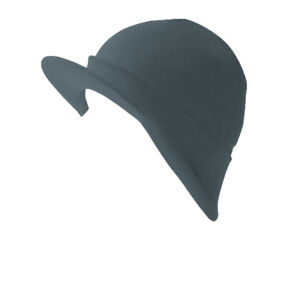 194ac71618c CHARCOAL GRAY VISOR BEANIE JEEP CAP CAPS HAT HATS 798711772995