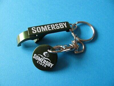 Unused Bulmers Cider VGC Key-ring // Bottle Opener Metal.