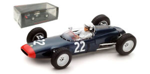 Spark-S4824-Lotus-24-BRM-22-039-Reg-Parnell-039-Mexico-GP-1963-Hap-Sharp-1-43-Scale