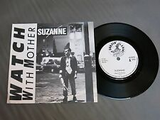 WATCH WITH MOTHER Suzanne SURFING PICT RECORDS 7-inch SP 01 ULTRA RARE!
