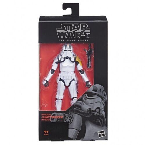 Star Wars Black Series 6 Inch Action Figure Exclusive Jump Trooper
