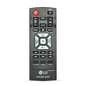 Details about LG Sound Bar Remote Control COV30748160
