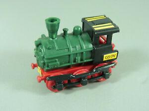 LOCOMOTORAS-Locomotoras-occidentales-di-EU-1989-N-4-negro-verde-roja