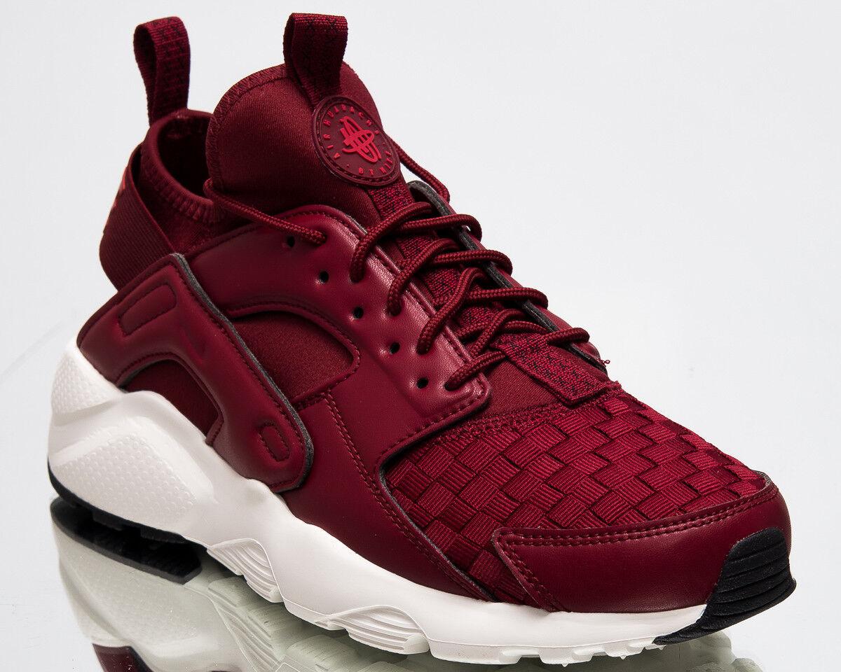 Nike Air Huarache Run Ultra se hombres Gimnasio nuevos zapatos Team Rojo Gimnasio hombres Rojo Vela 875841-602 b41b51