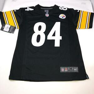 Nike NFL Pittsburgh Steelers Antonio Brown Football Jersey Youth Medium