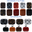 thumbnail 1 - Luxury New AirPods Pro & 1/2 Leather Case Protective Skin Cover w/ Keychain Clip