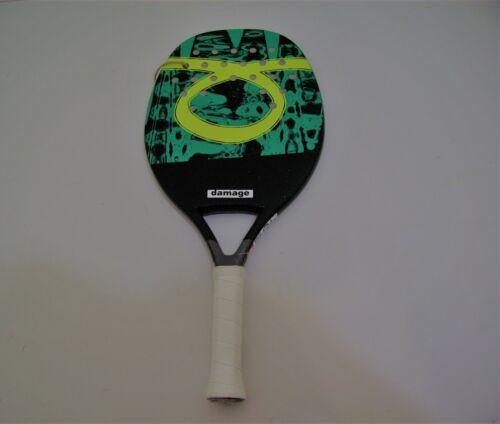 Racchetta Beach Tennis Racket Tom Caruso Damage 2019 Idea Regalo