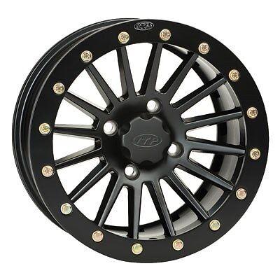 ITP SD Single Beadlock Wheel 14x7 4//156 Black Milled 4+3 Polaris RZR 800 XC 2014