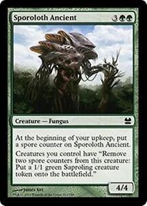 SPOROLOTH-ANCIENT-Modern-Masters-2013-MTG-Green-Creature-Fungus-Com-Saproling