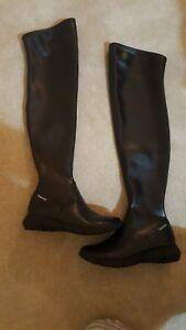 Calvin-Klein-Willana-Boots-Size-UK-2-EU35