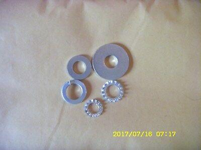 20 Karosseriescheiben 10,5x30x2,2mm Befestigungsteile & Eisenwaren Business & Industrie