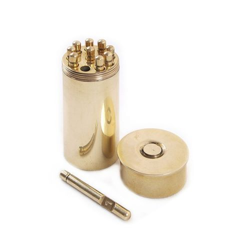 1-10 Brass Cartridge Finder - Game Season Essentials Shooting Hunting Pheasant