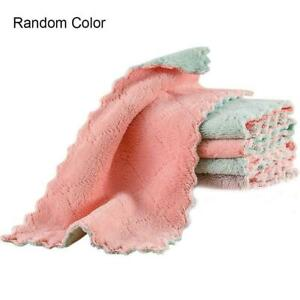 5PCS-Super-Absorbent-Microfiber-Kitchen-Dish-Cloth-Cleaning-Towel-sh-Househ-N1X7