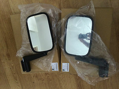 Land Rover Series 3 & Defender Mirrors with Arms - BEARMACH MTC5217 BR1918R