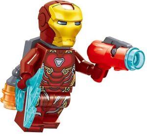 Marvel Avengers Endgame Building Blocks Iron Man Captain America Thanos Hulk New
