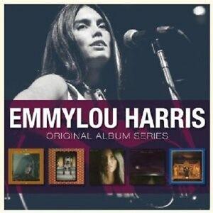EMMYLOU-HARRIS-ORIGINAL-ALBUM-SERIES-5-CD-POP-NEU