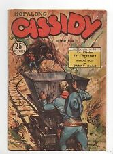 CASSIDY n°52 - Impéria 1954. Bel état