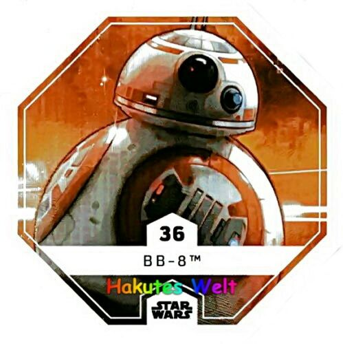 Rewe-Star Wars-Cosmic shells escoger-completamente o individualmente