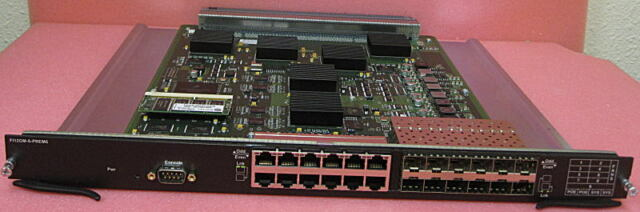 Brocade/Foundry SX-FI12GM-6-PREM6 for Fastiron SuperX 3xAvailable