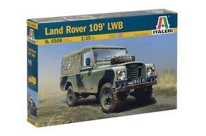 Italeri-1-35-Land-Rover-109-LWB-6508