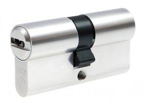 Schließzylinder ABUS Bravus 2000 mit 3 Schlüssel