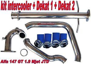 ALFA ROMEO GT 147 1.9 Kit tubi intercooler + dekat frontale + dekat sotto T13