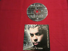 Temple of India -  Promo CD