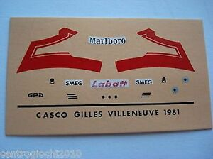 DECALS-KIT-1-12-HELMET-CASCO-GILLES-VILLENEUVE-FERRARI-F1