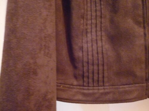 And Marks 16 Jacket Suede Fabric Looks Size Feels But Spencer Like Machine W AZ4ABxnUw