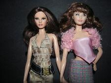 Barbie Basics LOT Louboutin #14 Sexy Jumpsuit + Look Sweet Tea Hybrid Model Muse