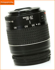 Canon EF 28-80mm F3.5-5.6 AutoFocus Zoom Lens II for EOS SLRs  Free UK PP