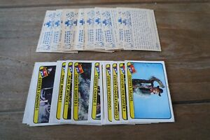 A&BC The Legend Of Custer Cards from 1968 - VGC! - Pick The Cards You Need!