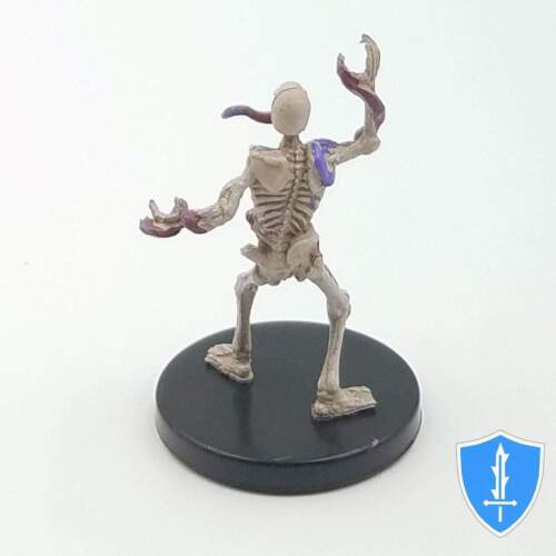Pathfinder D/&D Miniatures Ruins of Lastwall MURDEROUS UNDEAD #19 Zombie Skeleton
