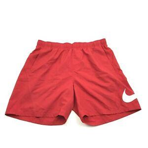costume nike rosso