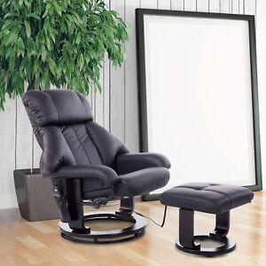 HOMCOM-Massagesessel-Relaxsessel-Fernsehsessel-mit-Hocker-und-Heizfunktion-Neu